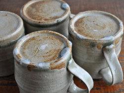 ビードロ釉マグカップ-6
